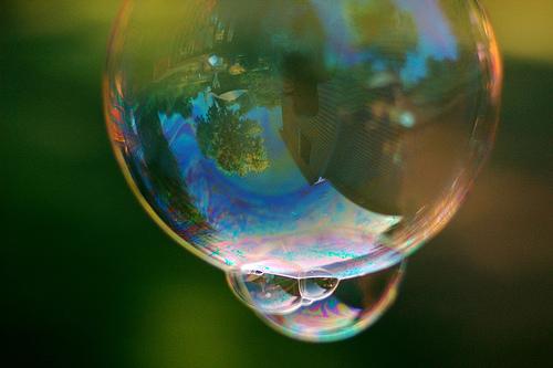 Bubbles by Jeff Kubina, Flickr